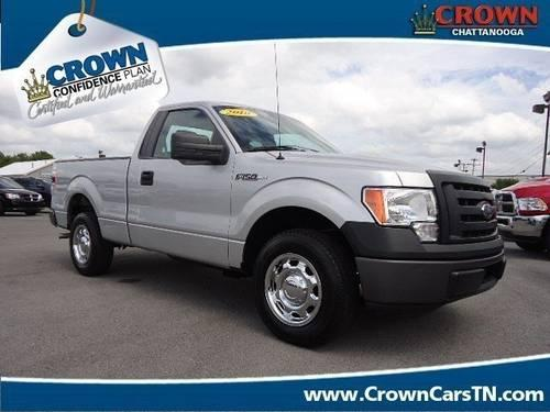 2010 ford f 150 regular cab pickup xl for sale in chattanooga tennessee classified. Black Bedroom Furniture Sets. Home Design Ideas