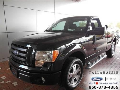 2010 ford f 150 regular cab pickup xlt for sale in for Ford motor company pre employment test