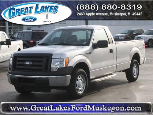 2010 Ford F 150 Regular Cab Xl For Sale In Meskegon