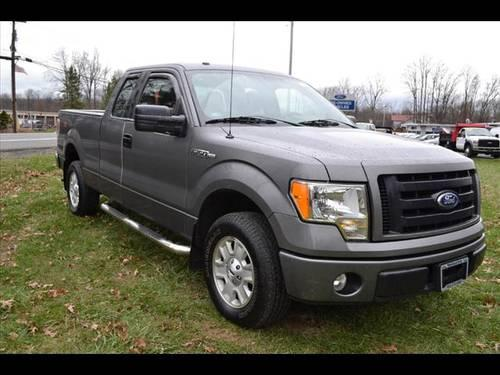 2010 ford f 150 super cab stx for sale in rhinebeck new york classified. Black Bedroom Furniture Sets. Home Design Ideas