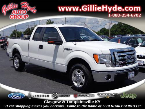 2010 ford f 150 super cab xlt for sale in dry fork kentucky classified. Black Bedroom Furniture Sets. Home Design Ideas