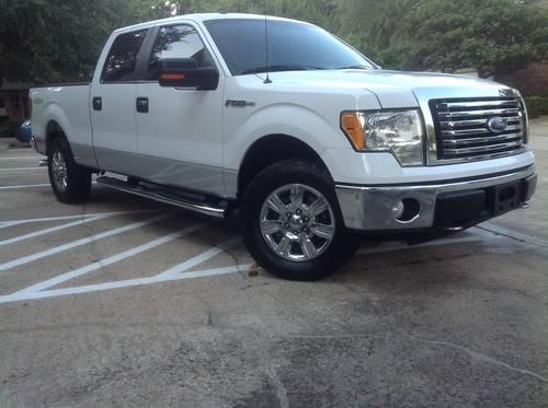 2010 ford f150 xlt 4x4 for sale in autos post. Black Bedroom Furniture Sets. Home Design Ideas