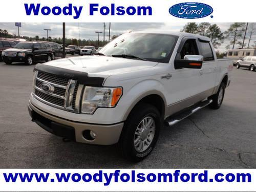 Woody Folsom Ford Baxley Ga >> 2010 Ford F-150 Supercrew 4X4 King Ranch for Sale in Baxley, Georgia Classified | AmericanListed.com