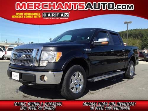 2010 ford f 150 supercrew 4x4 lariat 4x4 for sale in manchester new hampshire classified. Black Bedroom Furniture Sets. Home Design Ideas