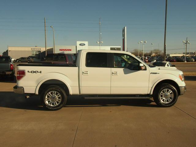 2010 ford f 150 supercrew 4x4 lariat for sale in emporia kansas classified. Black Bedroom Furniture Sets. Home Design Ideas