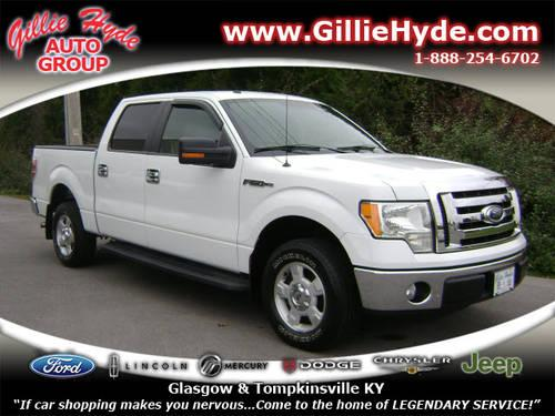 Gillie Hyde Glasgow Ky >> 2010 Ford F-150 Supercrew XLT for Sale in Dry Fork ...