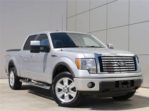 2010 ford f 150 truck 4wd supercab 145 fx4 4x4 truck for. Black Bedroom Furniture Sets. Home Design Ideas