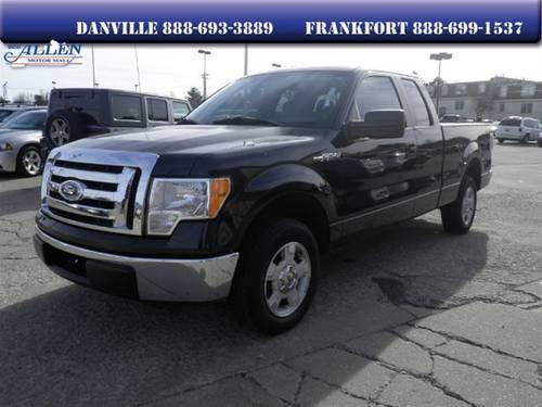 2010 ford f 150 truck for sale in danville kentucky for Bob allen motor mall in danville ky