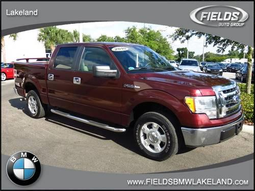 2010 ford f 150 truck crew cab 2wd supercrew xlt for sale in lakeland florida classified. Black Bedroom Furniture Sets. Home Design Ideas