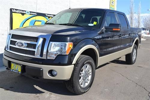 2010 ford f 150 truck lariat for sale in erda utah classified. Black Bedroom Furniture Sets. Home Design Ideas