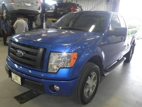 2010 ford f 150 truck super cab for sale in beekmantown. Black Bedroom Furniture Sets. Home Design Ideas