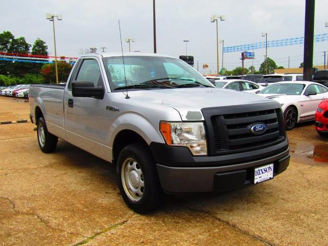 2010 ford f 150 xl 4x2 xl 2dr regular cab styleside 8 ft lb for sale in bosco louisiana. Black Bedroom Furniture Sets. Home Design Ideas