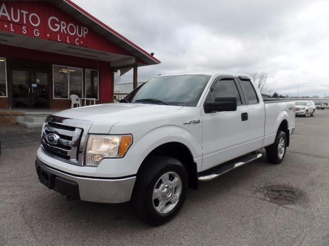 2010 ford f 150 xl 4x4 xl 4dr supercab styleside 6 5 ft sb for sale in mount pleasant michigan. Black Bedroom Furniture Sets. Home Design Ideas