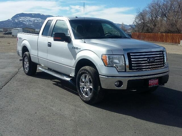 2010 ford f 150 xl 4x4 xl 4dr supercab styleside 6 5 ft sb for sale in cody wyoming classified. Black Bedroom Furniture Sets. Home Design Ideas