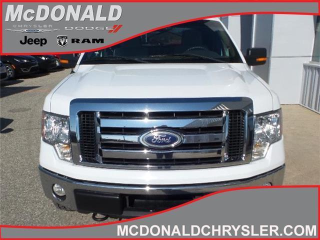 2010 Ford F-150 XL 4x4 XL 4dr SuperCab Styleside 6.5