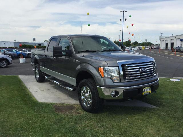 2010 ford f 150 xl 4x4 xl 4dr supercrew styleside 5 5 ft sb for sale in pasco washington. Black Bedroom Furniture Sets. Home Design Ideas