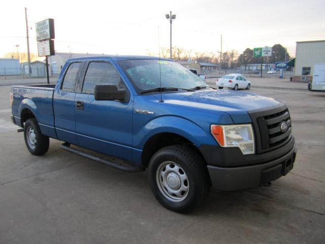 2010 ford f 150 xl russellville ar for sale in russellville arkansas classified. Black Bedroom Furniture Sets. Home Design Ideas