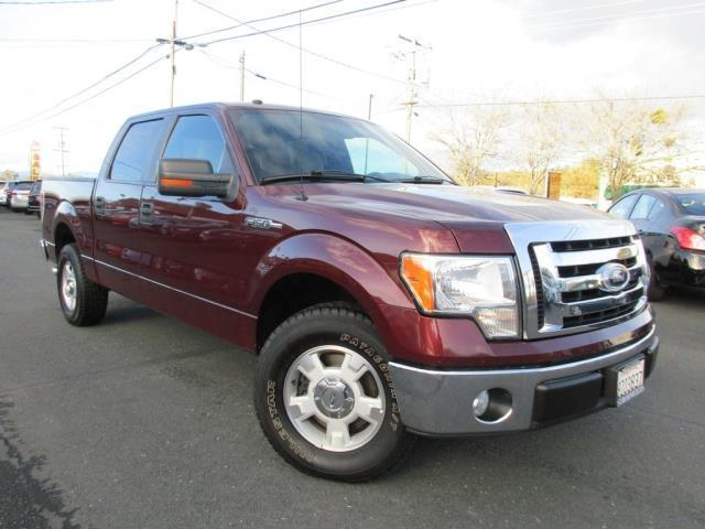 2010 Ford F-150 XLT 4x2 XLT 4dr SuperCrew Styleside 5.5