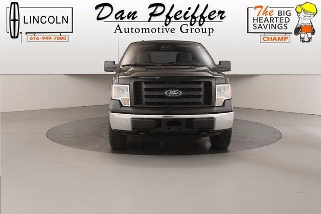 2010 Ford F-150 XLT 4x4 XLT 4dr SuperCrew Styleside 5.5