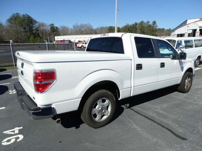2010 Ford F-150 XLT Extended Cab Pickup 4-Door