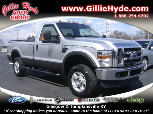 2010 ford f 250 regular cab 4x4 xlt 4x4 for sale in dry fork kentucky classified. Black Bedroom Furniture Sets. Home Design Ideas