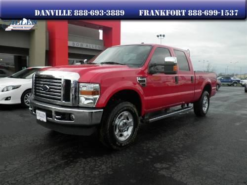 2010 ford f 250 truck for sale in danville kentucky classified. Black Bedroom Furniture Sets. Home Design Ideas
