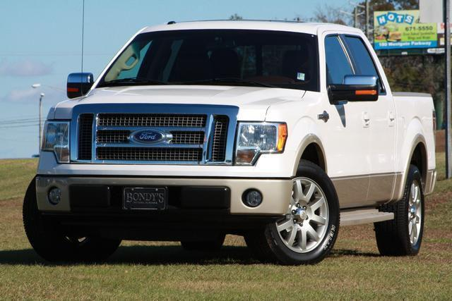 2010 Ford F150 King Ranch For Sale In Dothan Alabama