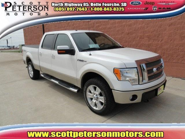 2010 ford f150 king ranch for sale in belle fourche south for Scott peterson motors belle fourche sd