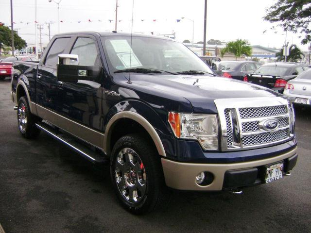 2010 ford f150 lariat for sale in pearl city hawaii classified. Black Bedroom Furniture Sets. Home Design Ideas