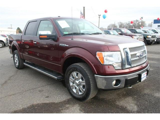 2010 ford f150 lariat for sale in hermiston oregon classified. Black Bedroom Furniture Sets. Home Design Ideas
