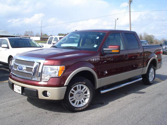 2010 Ford F150 Lariat Supercrew For Sale In Union