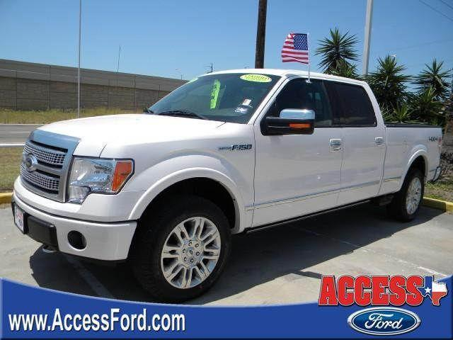 2010 ford f150 platinum for sale in corpus christi texas classified. Black Bedroom Furniture Sets. Home Design Ideas