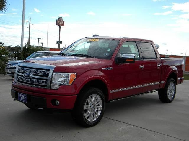 2010 ford f150 platinum for sale in kingsville texas classified. Black Bedroom Furniture Sets. Home Design Ideas