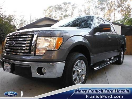 2010 Ford F150 Supercrew Cab Xlt Pickup 4d 5 12 Ft Autos Post