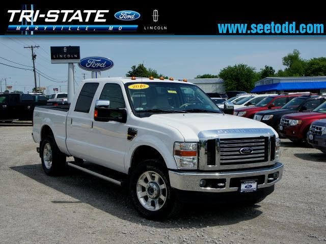 2010 Ford F250 Super Duty For Sale In Maryville Missouri