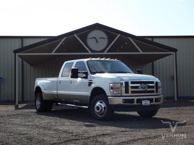 2010 ford f350 lariat for sale in vernon texas classified for Garage ford vernon