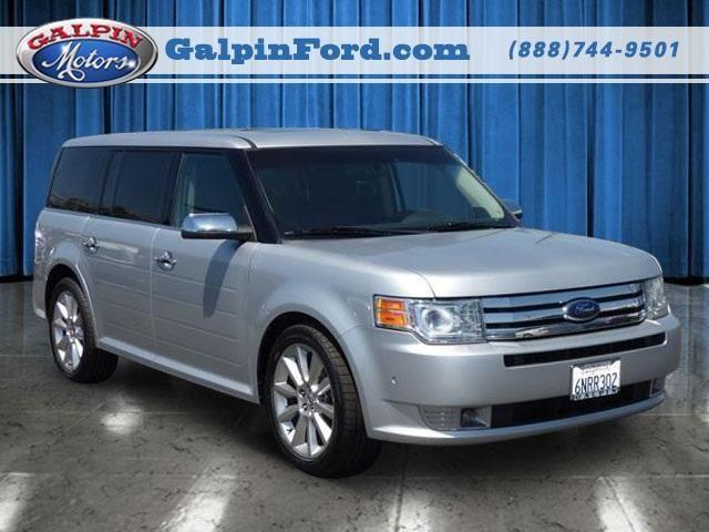 2010 Ford Flex 4dr Car Limited w/Ecoboost