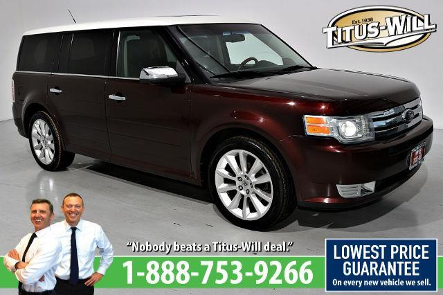 2010 Ford Flex Limited AWD Limited 4dr Crossover