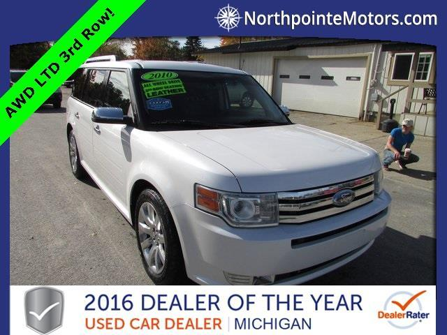 2010 ford flex limited awd limited 4dr crossover for sale for North point motors traverse city