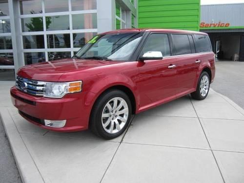 2010 Ford Flex Station Wagon Limited