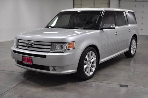 2010 ford flex suv limited for sale in kellogg idaho classified. Black Bedroom Furniture Sets. Home Design Ideas