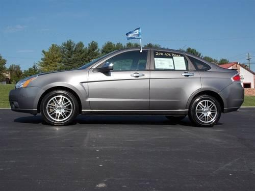 2010 ford focus 4dr car se for sale in sweetwater tennessee classified. Black Bedroom Furniture Sets. Home Design Ideas