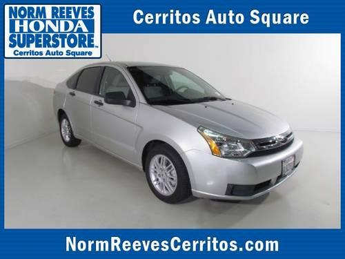 2010 ford focus sedan 4dr sdn se for sale in artesia california classified. Black Bedroom Furniture Sets. Home Design Ideas