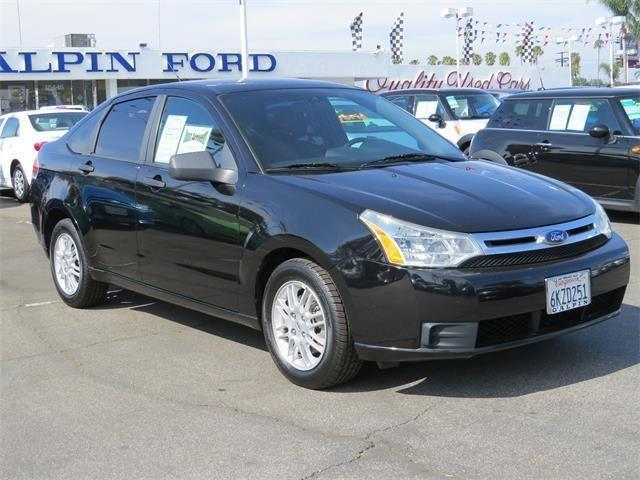 2010 ford focus sedan se for sale in northridge california classified. Black Bedroom Furniture Sets. Home Design Ideas