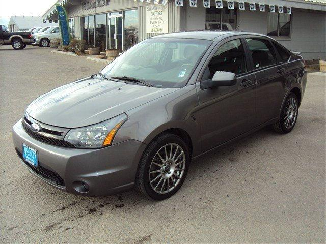2010 ford focus ses for sale in salmon idaho classified. Black Bedroom Furniture Sets. Home Design Ideas