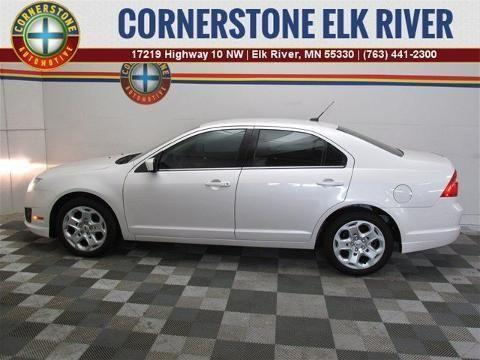 2010 ford fusion 4 door sedan for sale in otsego minnesota classified. Black Bedroom Furniture Sets. Home Design Ideas