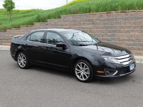 2010 ford fusion 4 door sedan for sale in eden prairie minnesota classified. Black Bedroom Furniture Sets. Home Design Ideas