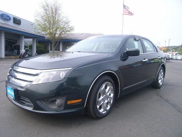 2010 ford fusion 4dr front wheel drive sedan se se for. Black Bedroom Furniture Sets. Home Design Ideas