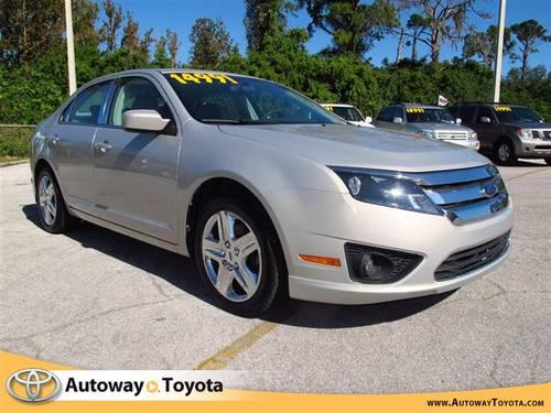 2010 ford fusion for sale in pinellas park florida classified. Black Bedroom Furniture Sets. Home Design Ideas