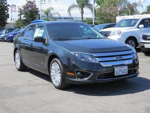 2010 ford fusion hybrid 4 door sedan for sale in northridge california classified. Black Bedroom Furniture Sets. Home Design Ideas